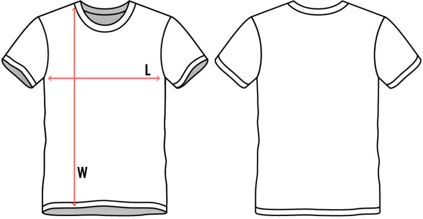 T-Shirt_Misure1